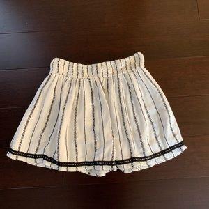 Abercrombie kids girls skirt